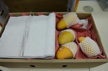 25斤芒果9斤纸是绑架销售