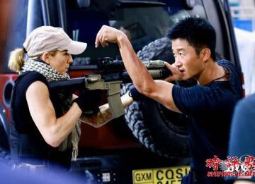 中戏老师怒怼《战狼2》 莫非不是自己人