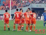 【如雁观球】中超联赛第12轮:山东鲁能—上海上港