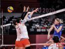 #中国女排2比3惜败俄奥委会队#输球的时候也要昂起头