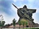 违建巨型关公像,问责利剑不能高举轻放